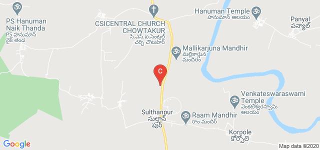 JNTUH College of Engineering Sultanpur, Pulkal, Telangana, India