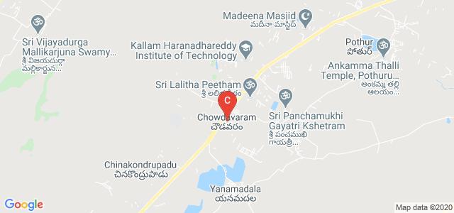 RVR & JC College Of Engineering, Chowdavaram, Andhra Pradesh, India
