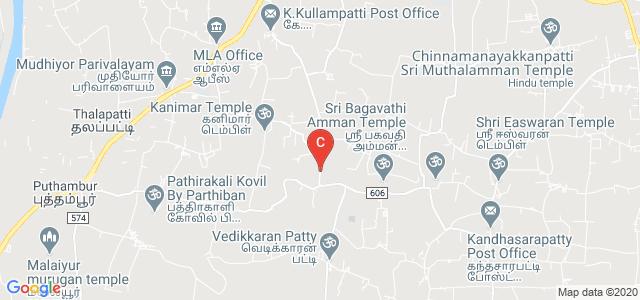 N.S.N. College of Engineering and Technology, National Highway 44, Karur, Tamil Nadu, India