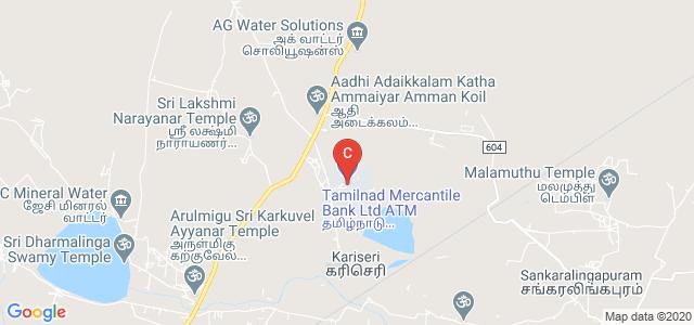 Mepco Schlenk Engineering College, Mepco Nagar, Sivakasi, Tamil Nadu, India