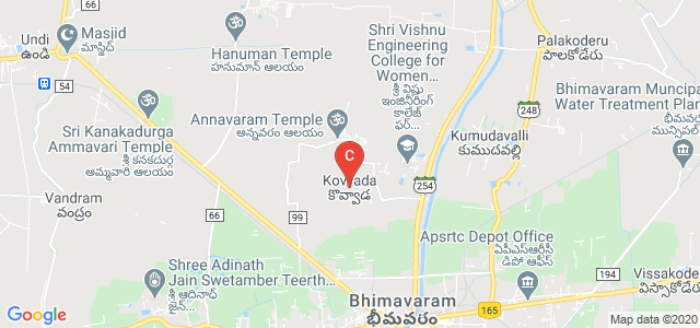 Shri Vishnu Engineering College for Women, Bhimavaram, Andhra Pradesh, India