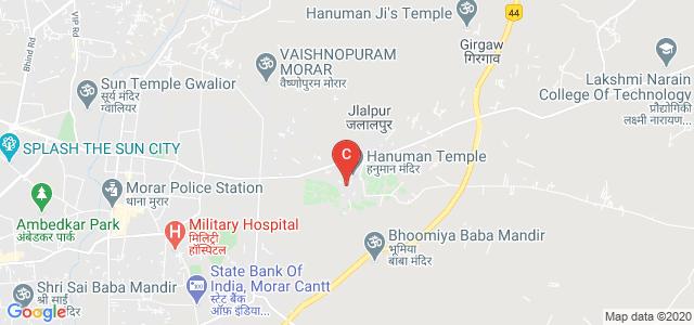 Vikrant Institute of Management, Over Bridge, Chitora Rd, Badagaon, Gwalior, Madhya Pradesh, India