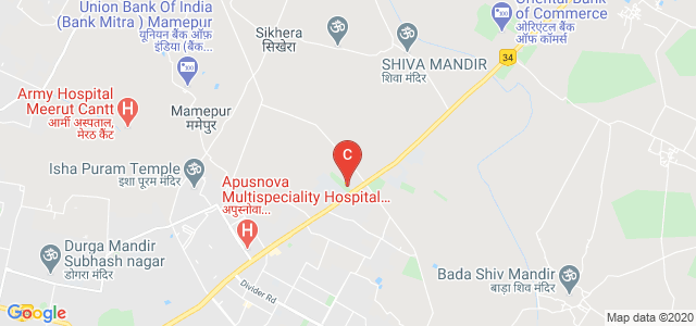 AR Institute of Management & Technology, Unnamed Road, Meerut, Uttar Pradesh, India