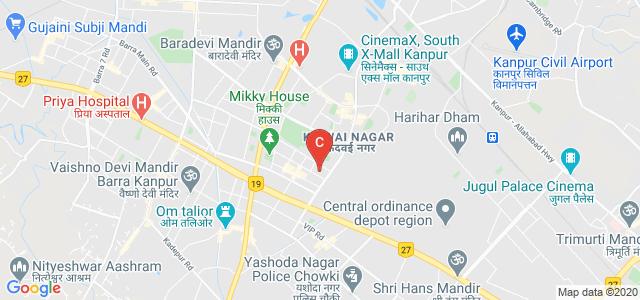 Dr. Virendra Swarup Institute of Professional Studies, K Block, Kidwai Nagar, Kanpur, Uttar Pradesh, India