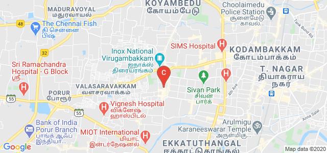 Meenakshi Academy of Higher Education and Research, Mariamman Kovl St, KK Nagar West, Chikkarayapuram, Chennai, Tamil Nadu, India