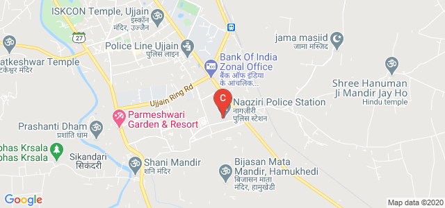 Dewas Road, Adarsh Nagar, Nagziri, Ujjain, Madhya Pradesh 456664, India