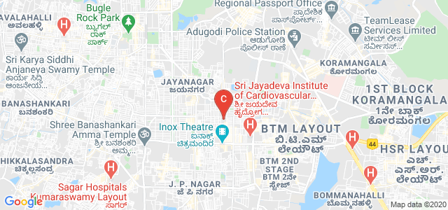 R.V.Institute of Management, 36th Cross Road, 4th T Block East, Jayanagara 9th Block, Jayanagar, Bangalore, Karnataka, India
