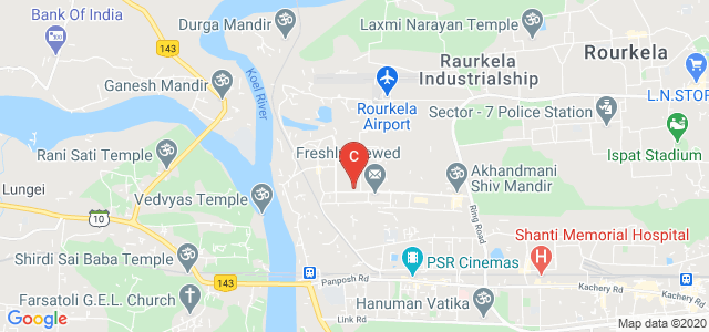 Rourkela Institute of Management Studies, Chhend Main Road, Beside KMIPS, Institutional Area, Gopabandhu Nagar, Chhend Colony, Rourkela, Odisha, India