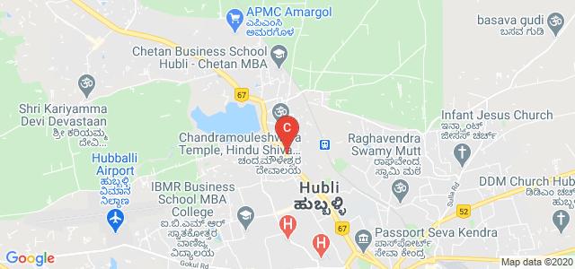 K L E Society College Bus Stop City, Hubli Dhawad Highway (SH-73), Munneshwar Nagar, Hubli, Karnataka, India