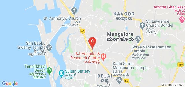 A. J. Institute of Management, Malemar, Derebail, Mangalore, Karnataka, India