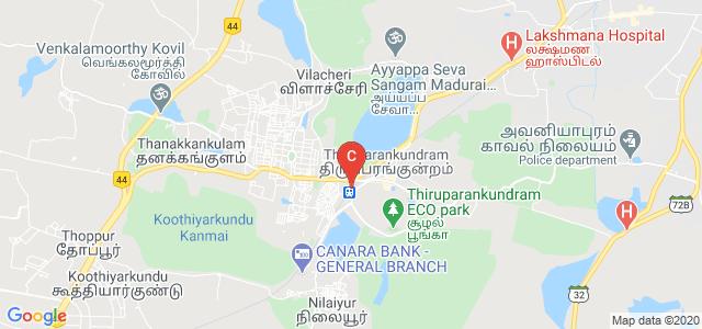 Thiagarajar School Of Management, Thirupparankundram, Tamil Nadu, India
