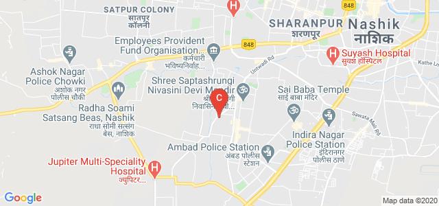 Symbiosis Institute of Operations Management, New Cidco, Uttam Nagar, Nashik, Maharashtra, India