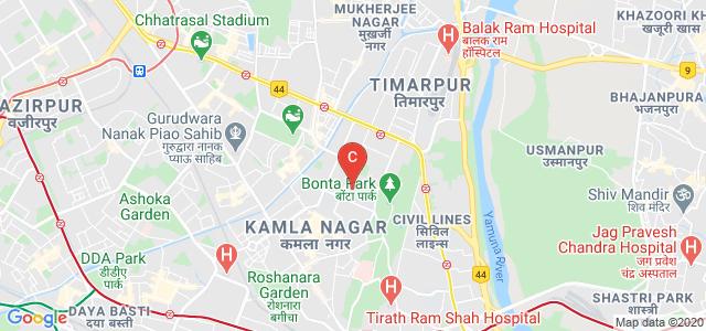 Hindu College, University Enclave, Delhi, India