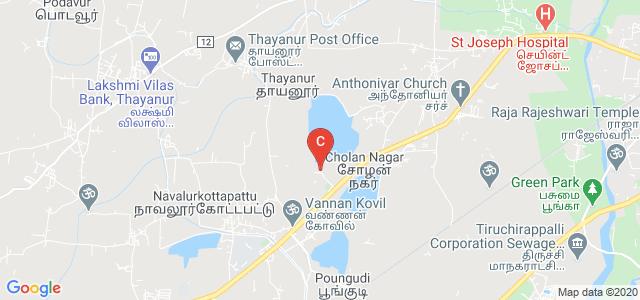 CARE Business School, Thayanur, Tamil Nadu, India