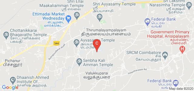Nehru Institute of Management Studies, Nehru College Road, Thirumalayampalayam, Tamil Nadu, India