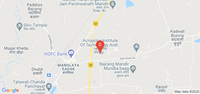 Acropolis Faculty of Management and Research, Indore, Indore Bypass Rd, Malwa County, Sanwer Road Industrial Area, Indore, Madhya Pradesh, India