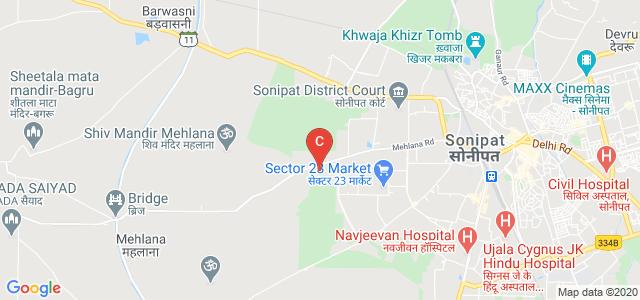 Hindu Institute of Management, Old Rohtak Road, Mayur Vihar, Sector 23, Sonipat, Haryana, India