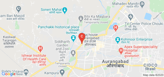 Y B Chavan College Of Pharmacy, Doctor Rafiq Zakaria Marg, Rauza Baug, N 2, Cidco, Aurangabad, Maharashtra, India