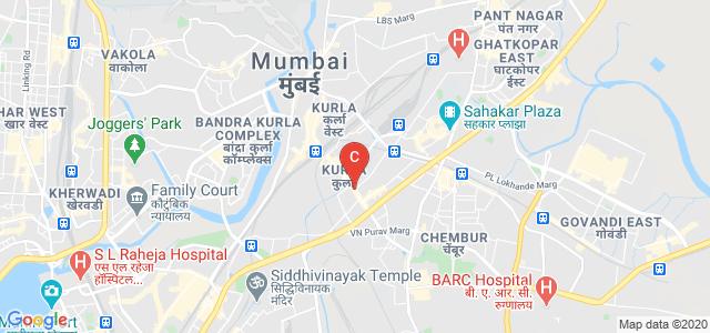 SG Barve Marg, Kamgaar Nagar, Chembur, Mumbai, Maharashtra, India