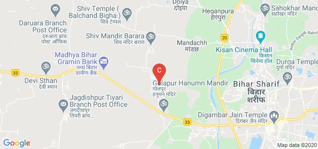 J.P. Institute Of Technology, Bihar Sharif, Nalanda, Bihar, India