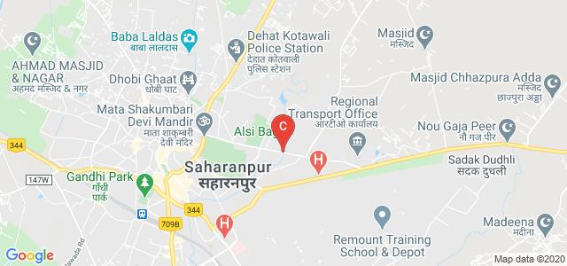 Dwarikadheesh Research Education & Management school, Janta Road, Numaish Camp, Saharanpur, Uttar Pradesh, India