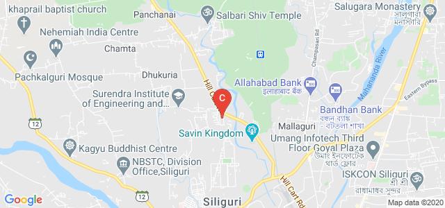 IIAS School Of Management, Dagapur, Siliguri, West Bengal, India