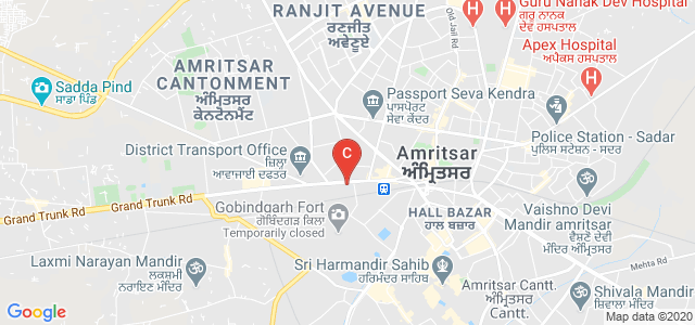 C K D Institute of Management & Technology, Guru Arjun Nagar, Putligarh, Amritsar, Punjab, India