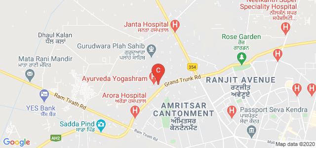 Swami Satyanand College of Management and Technology, Guru Amardas Avenue, Amritsar, Punjab, India