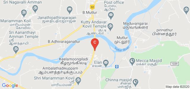 Government Arts College, C.Mutlur, Chidambaram, Tamil Nadu, India