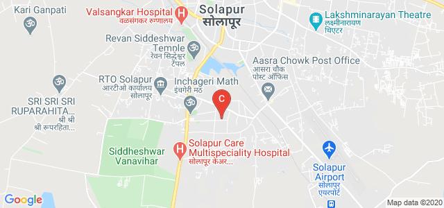 Vasundhara Kala Mahavidyalaya, Rajashri, Shahu Maharaj Chowk, Jule, Solapur, Maharashtra, India
