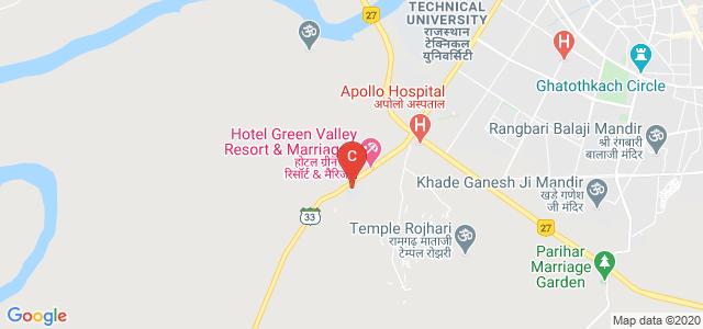 Modi Institute of Technology., Kota, Rajasthan, India
