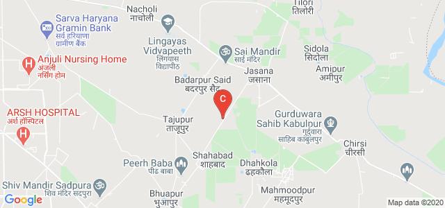 Aravali College of Engineering And Management, Tigaon Rd, Neharpar Faridabad, Faridabad, Haryana, India