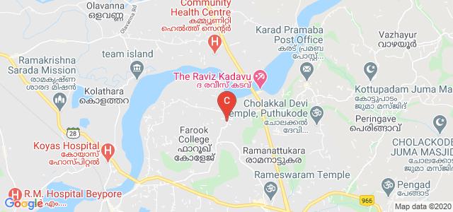 Farook Institute of Management Studies, Karad Road, Kozhikode, Kerala, India