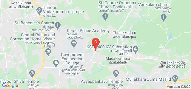 Elijah Institute of Management Studies, Unnamed Road, Ponganamkadu, Kurichikkara, Thrissur, Kerala, India
