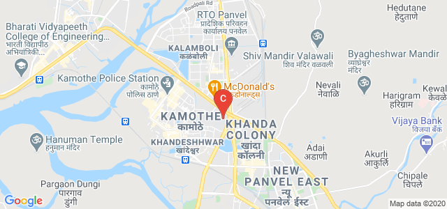 MGM School Of Health Management Studies, MGM Campus, Kamothe, Panvel, Navi Mumbai, Maharashtra, India