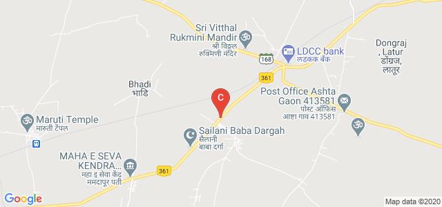 DB Group of Institutions, Latur, Shivaji Chowk Flyover, Maharashtra, India