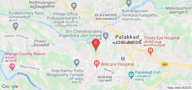Mercy College, Pallippuram, Palakkad, Kerala, India