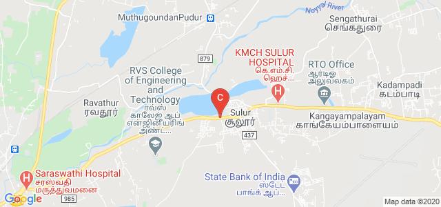 RVS Institute of Management Studies, Coimbatore, Trichy Road, Coimbatore, Tamil Nadu, India