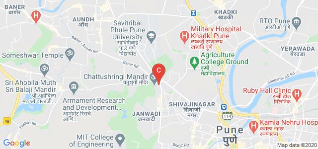 Amity Global Business School, Chattushringi, Gokhalenagar, Pune, Maharashtra, India