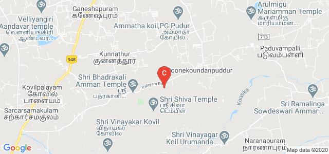 THE TIPSGLOBAL INSTITUTE, Palayam Road, Masagoundenchettipalayam, Coimbatore, Tamil Nadu, India
