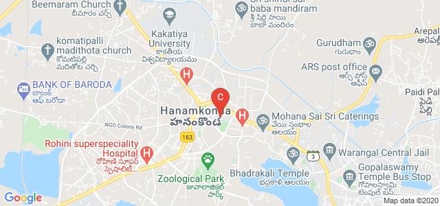 Kakatiya Government College, New Bus Stand Road, Sai Nagar, Hanamkonda, Telangana, India