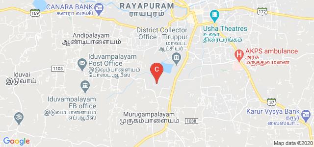 LRG Govt Arts College for Women, Karuppa Gaundanpalayam, Tirupur, Tamil Nadu, India
