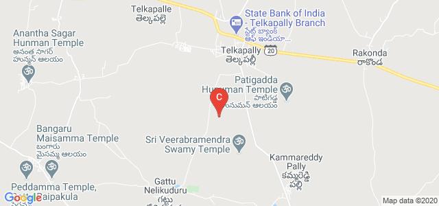 Goverdhan Reddy Degree College, Telkapalle, Mahabubnagar, Telangana, India