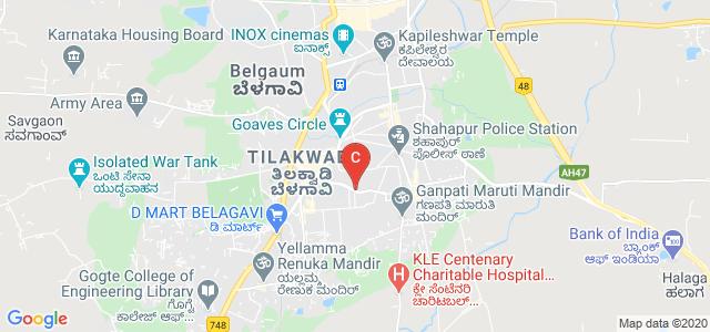 Jain College of BBA BCA and Commerce, road, Hanuman Nagar, Hindwadi, Belagavi, Karnataka, India