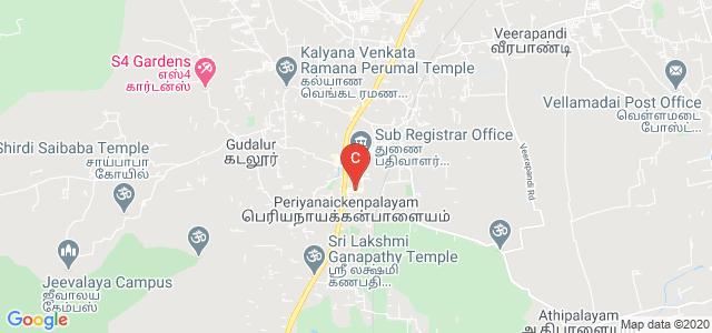 Avinashilingam University, Forest College Campus, Saibaba Colony, Coimbatore, Tamil Nadu, India