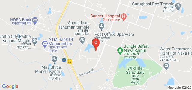 Hidayatullah National Law University, Sector 40, Uparwara, Atal Nagar, Raipur, Chhattisgarh, India