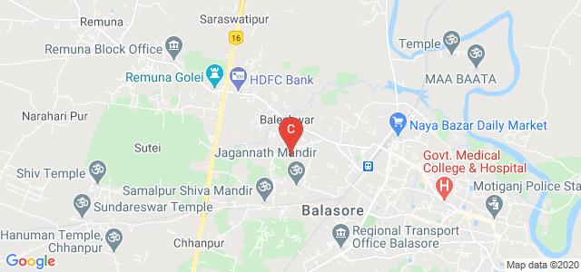Fakir Mohan University, Vyasa Vihar, Nuapadhi, Balasore, Odisha, India