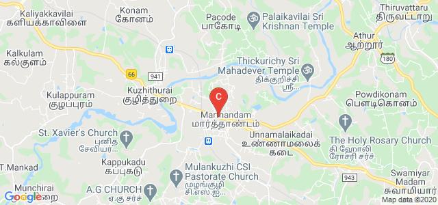 Nesamony Memorial Christian College, Road, Marthandam, Kanyakumari, Tamil Nadu, India