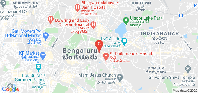 St Joseph's College of Commerce, Brigade Road, Ashok Nagar, Bangalore, Karnataka, India
