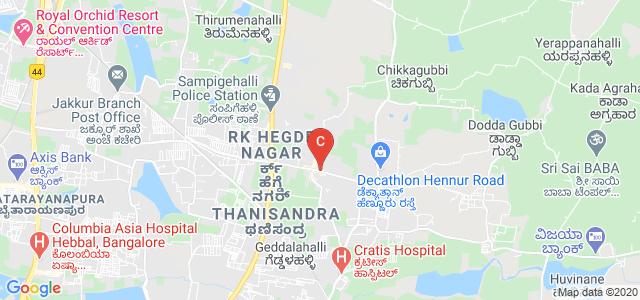 Kristu Jayanti College, Narayanapura, Bengaluru, Karnataka